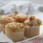 Muffin salé au thon