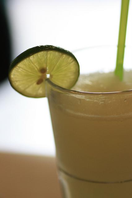 Lime shake. Très bon goûté. ライムシェーク。これは本当においしかった!