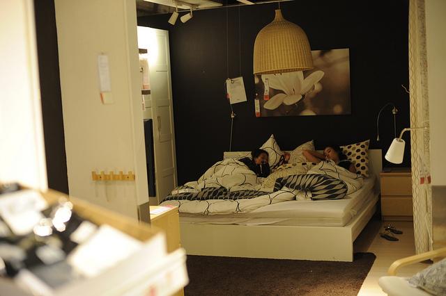 Ikea Pekin= salle de sieste