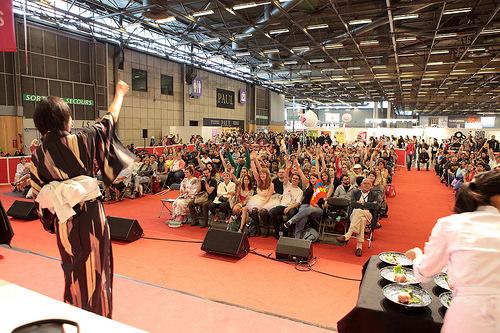 Japan Expo 2014 ©Antoine Muller - c'était très dur de choisir que 5 personnes!
