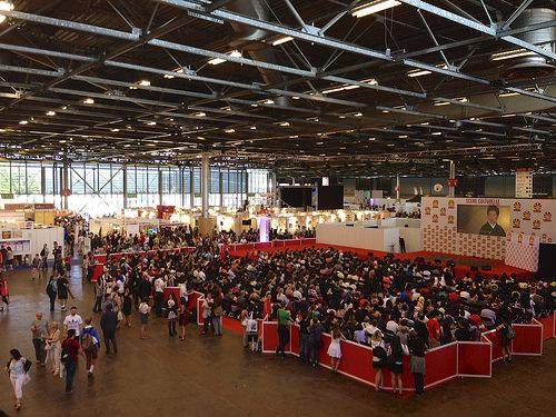 Japan Expo 2014 - la scène culturelle